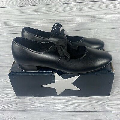£14.95 • Buy RV Tap Dancing Shoes United Kingdom England Tap Shoes | Size 8 | Brand New Boxed