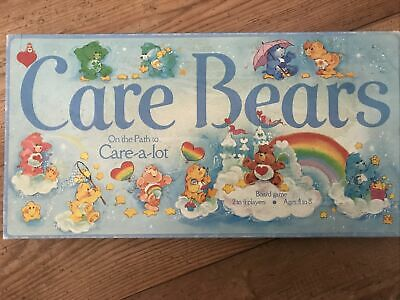 £5.90 • Buy Care Bears: On The Path To Care-A-Lot - Board Game, Parker Brothers