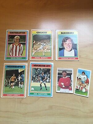 £2.30 • Buy Vintage Topps Chewing Gum Football Cards