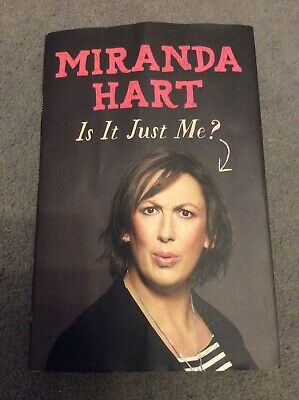 £1.99 • Buy Miranda Hart. Is It Just Me. Book. Good Condition. Read Once