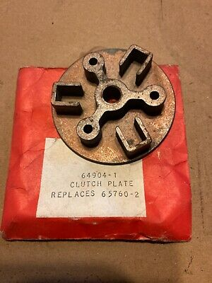 £0.73 • Buy Nos Homelite Vintage Chainsaw Clutch Plate 64904 $1 Auctions