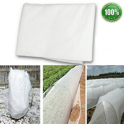 £8.98 • Buy 2m X 10m Frost Fleece Plant Protection Outdoor Garden Cover Horticultural 17gsm