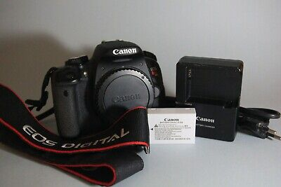 £182.81 • Buy Canon T4i (650D) - Body Only - 8784 Shots