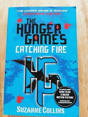 £0.99 • Buy Catching Fire By Suzanne Collins (Paperback, 2009)