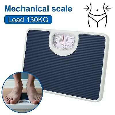 £12.99 • Buy Accurate Mechanical Dial Bathroom Scales Weighing Scale Measure Body Weight Uk.
