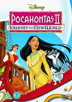 £4.89 • Buy Pocahontas II: Journey To A New World  - UK DVD NEW & SEALED