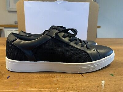 £25 • Buy Calvin Klein Mens Shoes/Trainers - Navy - Size UK 8 - NEW