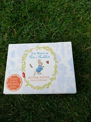 £8 • Buy The World Of Peter Rabbit  Beatrix Potter Story Collection