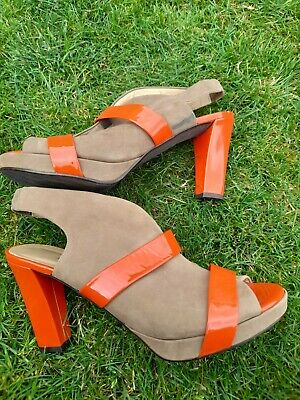 £5 • Buy AUDLEY SANDALS (Spanish) - SIZE 3/36