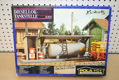 £43.38 • Buy LGB/POLA G921 Shell Diesel Engine Fueling Point/Tank Kit *G-Scale* NEW