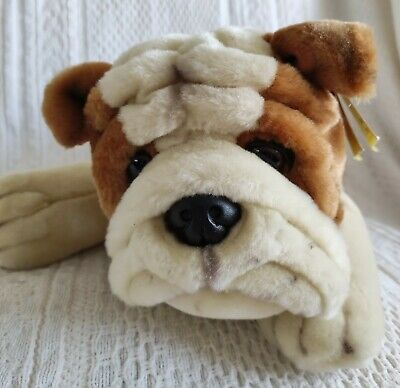 £19.99 • Buy Keel Toys Simply Soft Collection Large Bulldog Soft Toy Dog - New With Tags