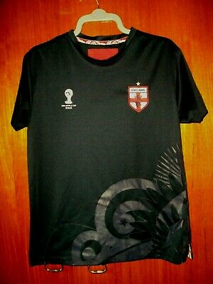 £0.01 • Buy England Football Shirt Official 2014 World Cup Brazil Navy Blue T Size S 36/38