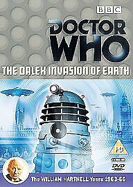 £5 • Buy Doctor Who - Dalek Invasion Of Earth (DVD, 2003) FREE POSTAGE