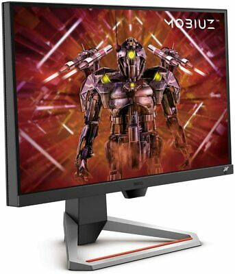 AU52.83 • Buy BenQ MOBIUZ EX2510 25 Inch FHD Gaming  Monitor FOR PARTS AND REPAIRS