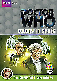 £3.50 • Buy Doctor Who - Colony In Space (DVD, 2011) FREE POSTAGE WITHIN UK