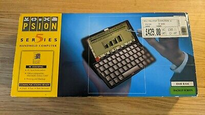 £49 • Buy Psion 5 PDA (excellent Condition, Complete With Original Box Etc.)