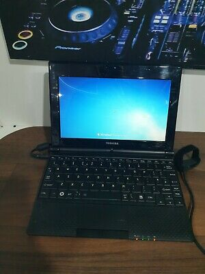 £24.99 • Buy C1232 Toshiba NB500 Working Tested To Bios Spares And Repairs