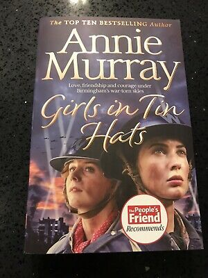 £1.99 • Buy Annie Murray 'Girls In Tin Hats' Book Paperback Book Very Good Condition