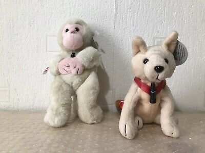 £10 • Buy 1999 Coca Cola Bean Bag Plushes Fron The International Collection