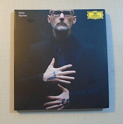 £7.27 • Buy Moby Reprise NEW CD Limited Edition 2021 Album Feat Jim James Mark Lanegan