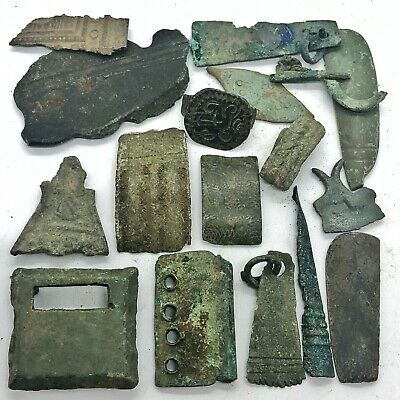 £10.88 • Buy Authentic Medieval Norse Viking & North Europe Artifact Lot Circa 800-1100 AD