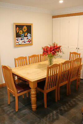 AU26 • Buy Timber Dining Table And Chairs