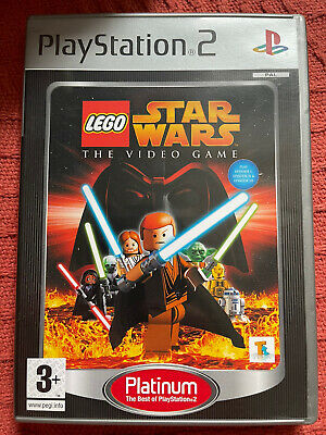 £2.99 • Buy Lego Star Wars: The Video Game - (Sony PlayStation 2, 2005, PS2) COMPLETE