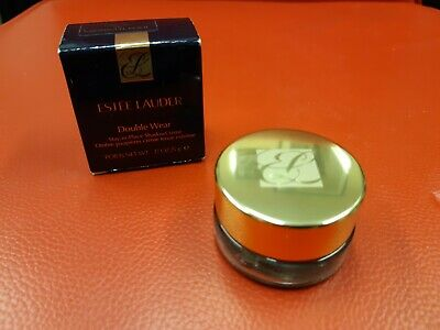 £15 • Buy Estee Lauder Double Wear Stay In Place 26 Midnight Kohl 5g Shadow Creme Black