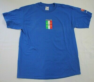 £7.27 • Buy FIFA World Cup 2006 Germany T Shirt Blue Short Sleeve Large Casual #2
