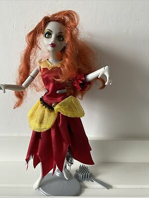 £8 • Buy Once Upon A Zombie Belle Doll Princess Beauty With Stand