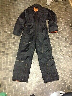 £90 • Buy Alpha Industries MA2 CWU Flight Coverall Suit Size L