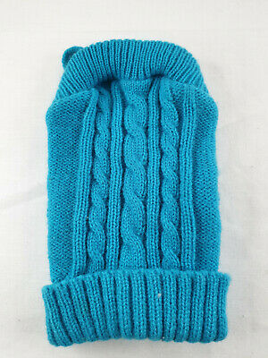£2.99 • Buy Mini Winter Pet Clothes Jumper Sweater Puppy Sweater Coat Outfits For Small Dogs