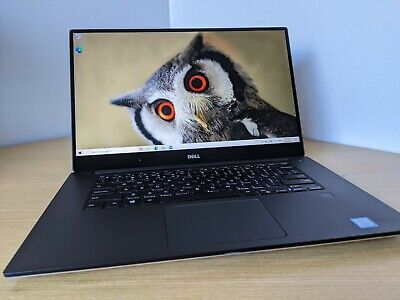 AU1799 • Buy Dell XPS 15 9560 15.6  UHD InfinityEdge Touch I7-7700HQ GTX1050 32GB 1TB NVMe