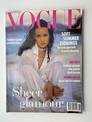 £39.99 • Buy VOGUE Magazine 1993 June Corinne Day Kate Moss COMPLIMENTARY GIFTWRAP Fast Post