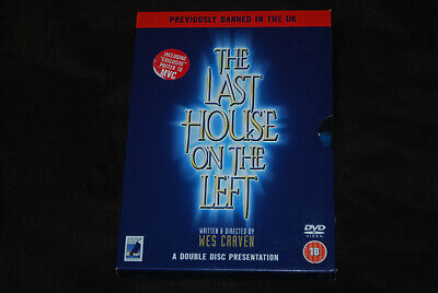 £39.99 • Buy The Last House On The Left - OOP Anchor Bay MVC DVD - Repro US One Sheet Poster