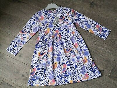 £2.79 • Buy  Girls Dress Age 18-24 Months New With Tags Blue Zoo Pretty