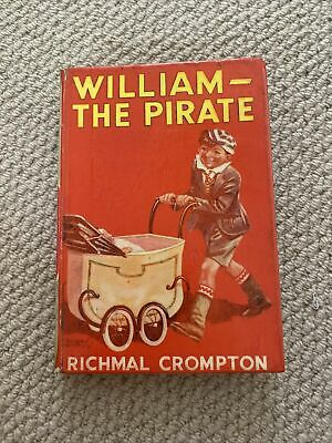 £2 • Buy Richmal Crompton William The Pirate