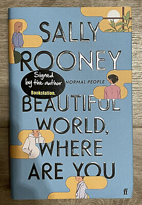 £35 • Buy Sally Rooney - Beautiful World, Where Are You: Signed 1/1 HB ***NEW***