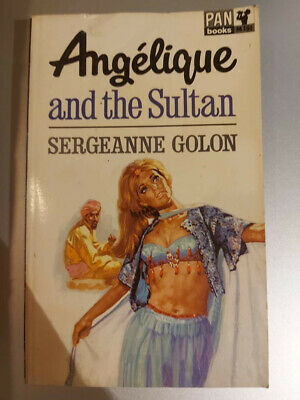 £3 • Buy Angelique And The Sultan - Sergeanne Golon - Pan Books 1966 (6th)