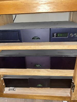 £899 • Buy Naim CD5XS Cd Player WIth Remote And Leads
