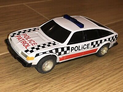 £12.99 • Buy Scalextric Hornby Police Car Rover 3500 Roof Light Working Vintage 80s