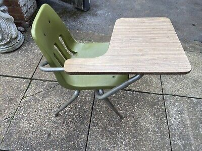 £7 • Buy Old School Chair With Writing Rest
