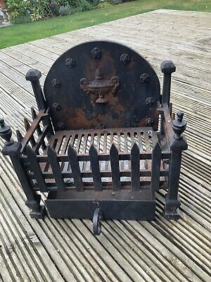 £60 • Buy Cast Iron Fire Basket With Tray