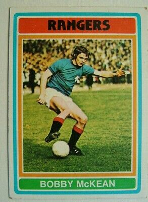 £1.99 • Buy Topps Chewing Gum Inc.  Bobby McKean, Rangers.  Card No. 75