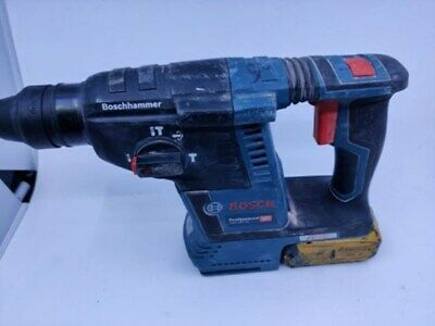 £139.95 • Buy Bosch GBH 18 V-26 SDS+ Brushless Rotary Hammer Drill 1x 5Amp Battery No Charger