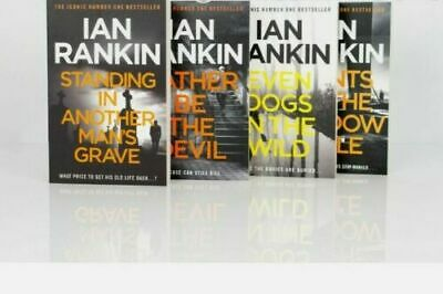 £15.99 • Buy An Rankin Collection - 4 Books Set. Rather Be The Devil, Even Dogs In The Wild.