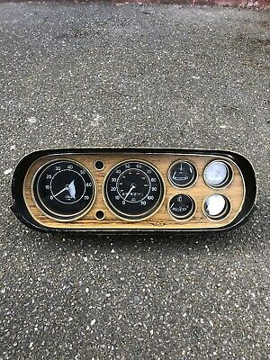 £399.99 • Buy Ford Escort Mk1 6 Dial Dash Clock With Wiring Loom ( Rs 2000 / Mexico )