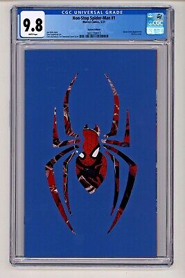 £51.19 • Buy Non-Stop Spider-Man #1 Die-Cut Cover Variant CGC 9.8