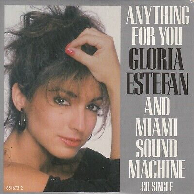 £3.99 • Buy Gloria Estefan & Miami Sound Machine - Anything For You - 3 Track CD / Mint