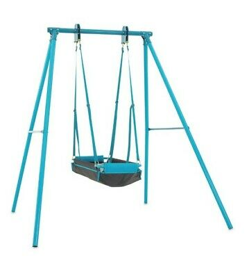 £60 • Buy TP TOYS Pirate Boat Swing Seat With Frame Childs Swing